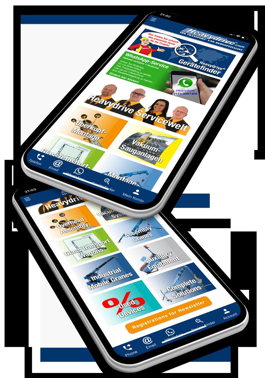 Web-App erstellen lassen bei app4marketing.de